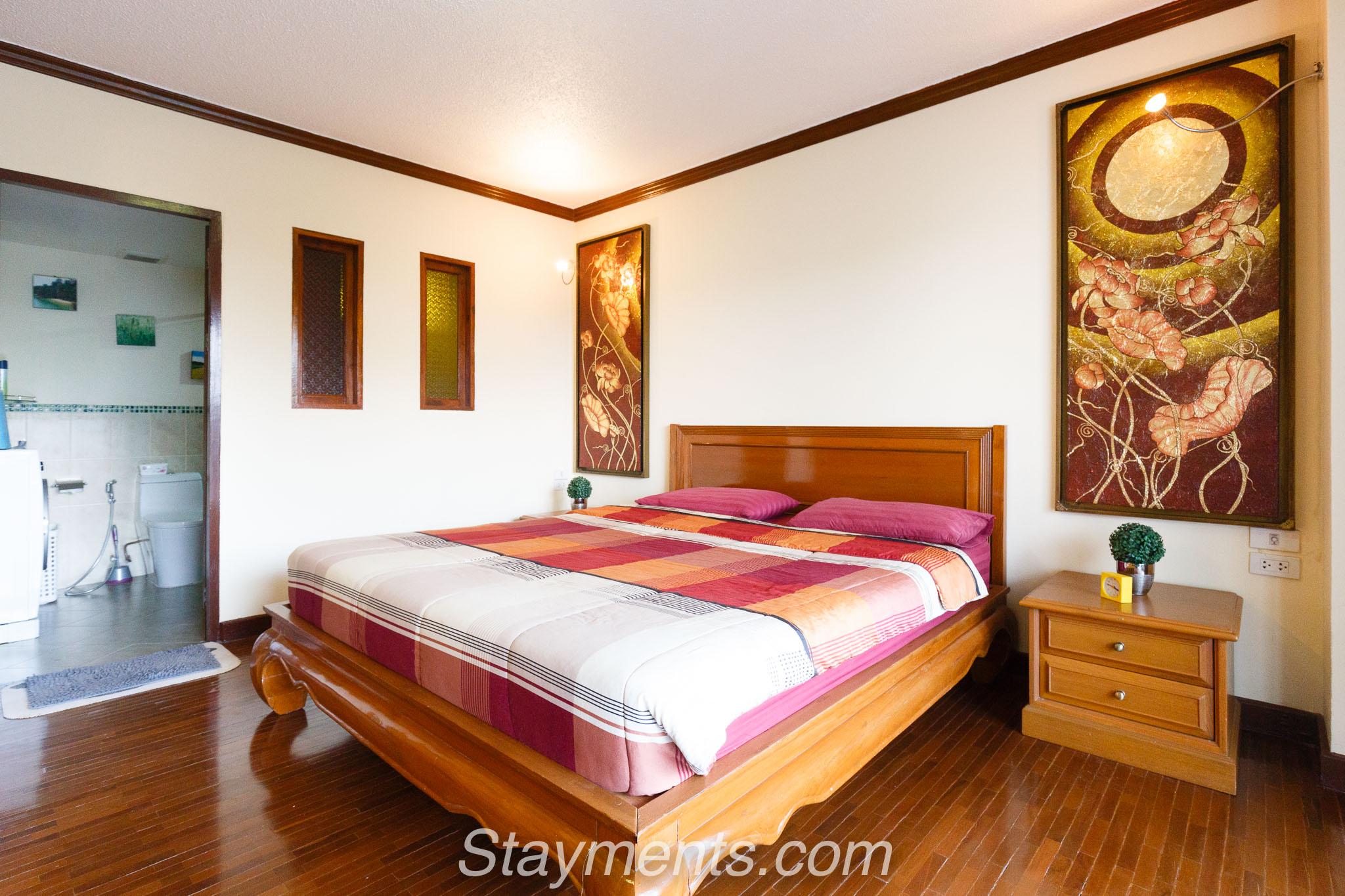 One Bedroom Condo At Hillside 4