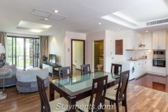 2 Bedroom Apartment at Mountain Front Condos for Rent.