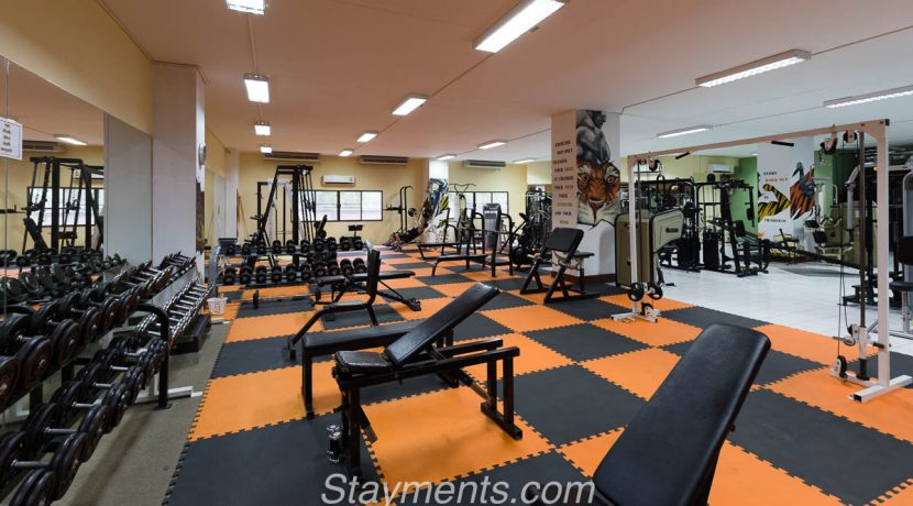 Hillside 4 Gold Gym