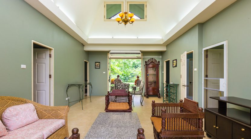 2 bedroom house for rent near chiang mai