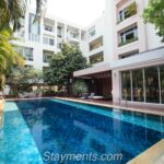 47 SqM Studio Condo for rent at Baan Suan Greenery Hill
