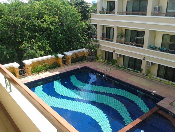 Studio For Rent And Sale At Jed Yod Karnkanok Condo 3