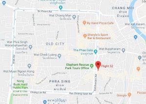 Restaurant Flight 52 Chiang Mai