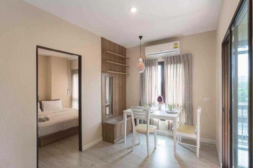 Perfect One Bedroom Condo For Rent At Tree boutique Condominium