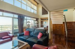 Two Story Huge Condo for Rent/Sale near the Ping River