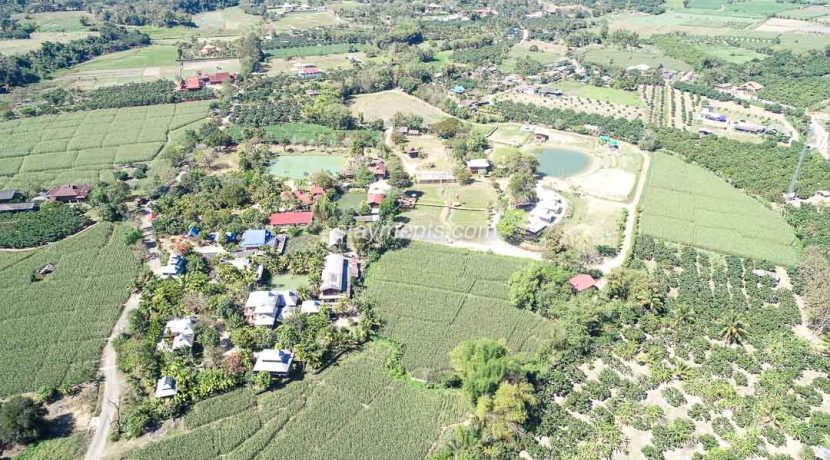 Resort and Land for Sale Chiang Dao