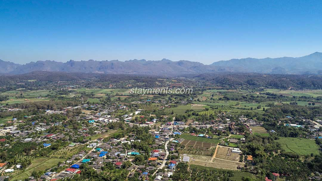 Resort Business for Sale in Chiang Dao. Beautiful Area.