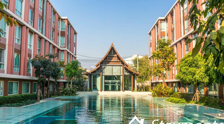 D Vieng Chiang Mai pool area