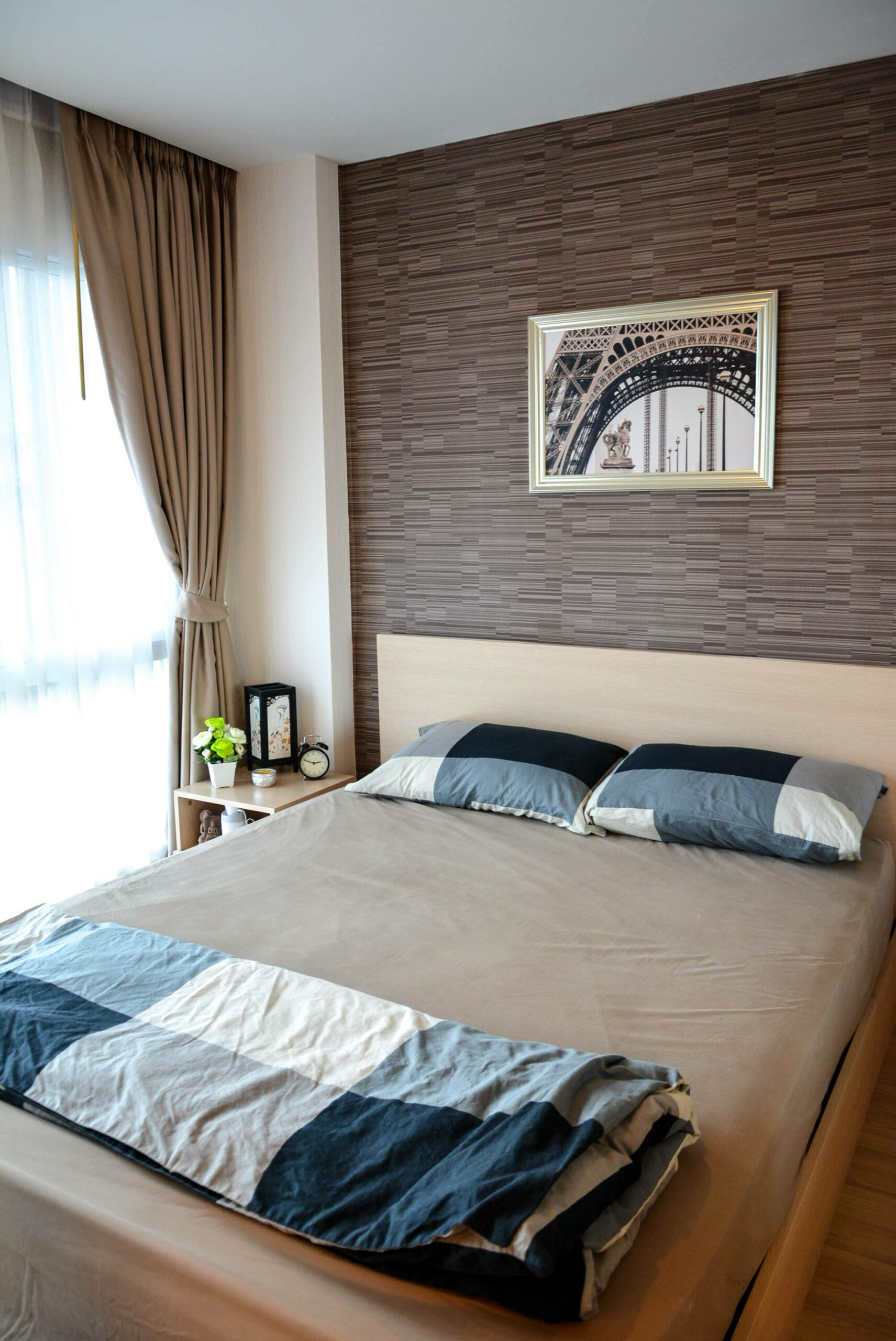 One Bedroom Condo For Rent At The Wing Place Condo