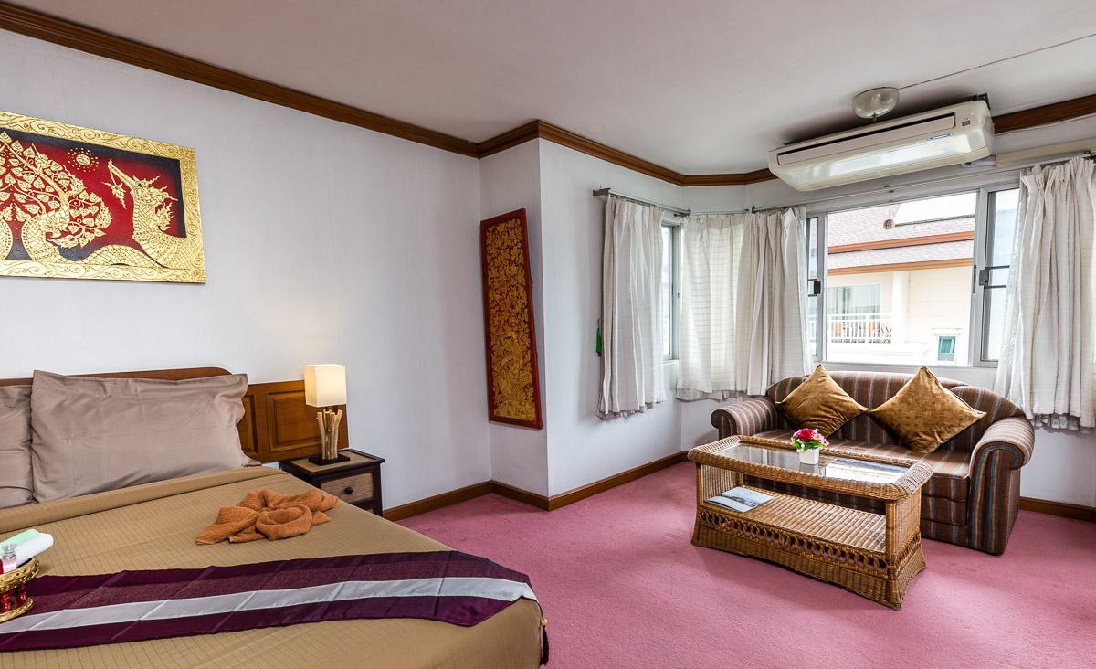 Cozy Studio Condo For Rent In Nimman