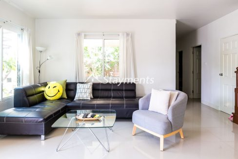 Three bedroom house for rent in San Kamphaeng (2 of 25)