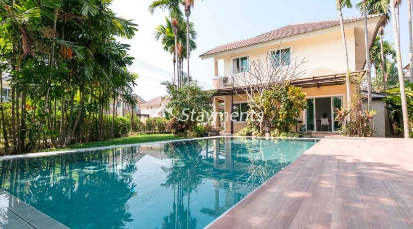 Three bedroom house for rent in San Kamphaeng (20 of 25)