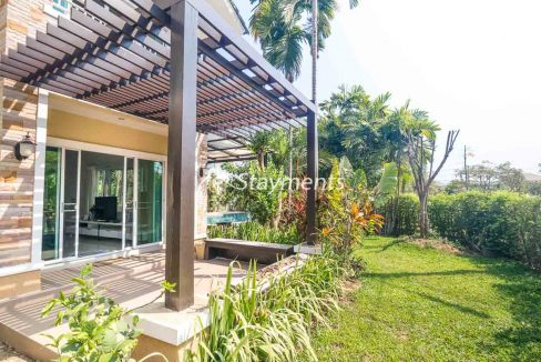 Three bedroom house for rent in San Kamphaeng (22 of 25)