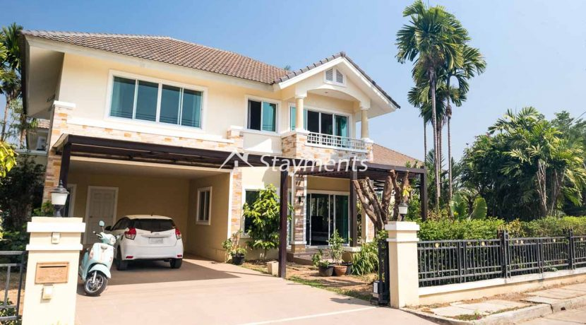 Three bedroom house for rent in San Kamphaeng (23 of 25)