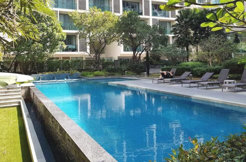 fully furnished condo for rent in Chiang Mai 8
