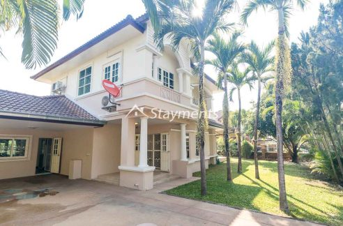 Four Bedroom House with Beautiful Garden for Sale/Rent in Hang Dong