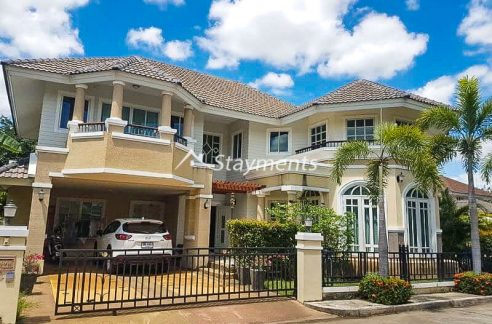 Four Bedroom House with Pool for Sale in San Kamphaeng