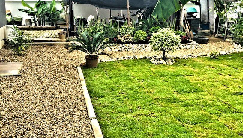 house for sale in doi saket - garden path 2
