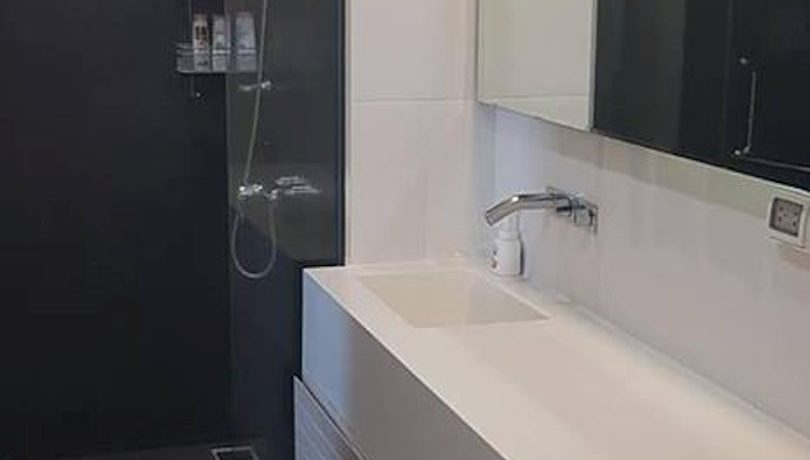 modern bathroom - condo for rent at the nimmana