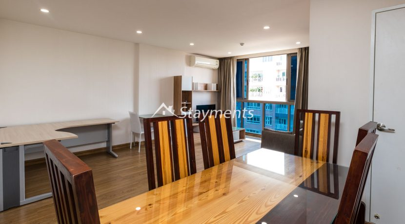 one bedroom condo for rent on nimman (1 of 11)