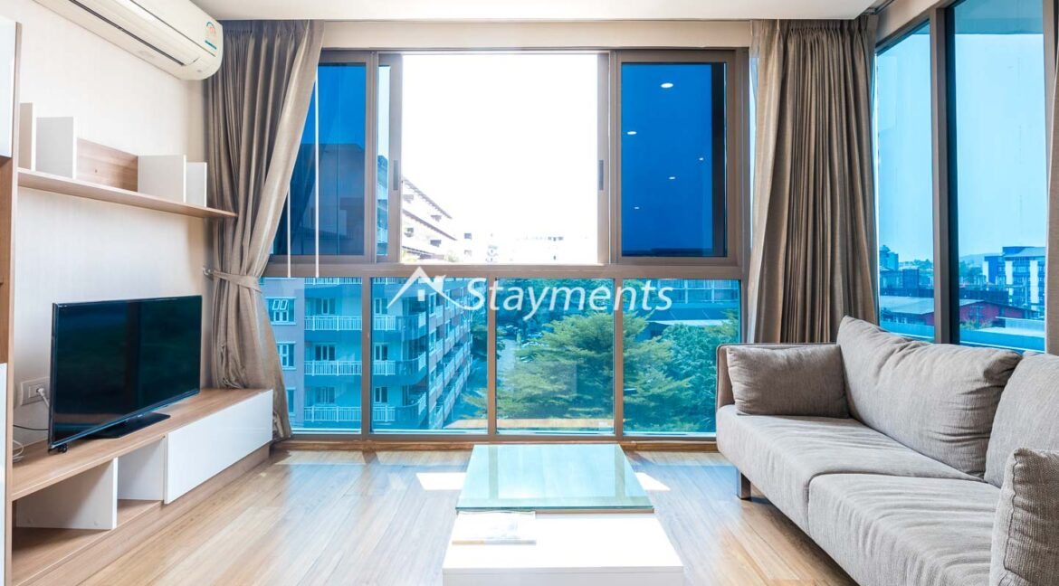 one bedroom condo for rent on nimman (5 of 11)