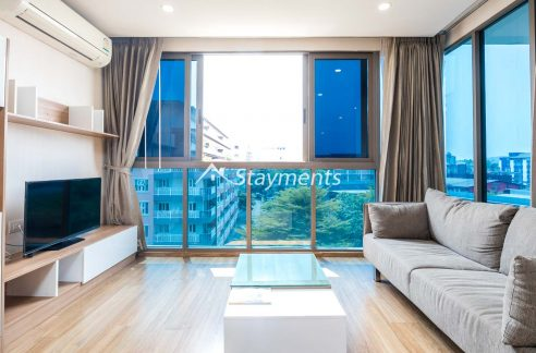 Spacious One Bedroom Condo for Rent/Sale at Nimmana. Short Term Possible.