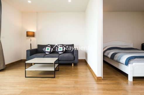 One Bedroom Condo For Rent With New Furniture At The Nimmana