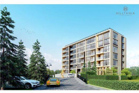 Hilltania luxury residence