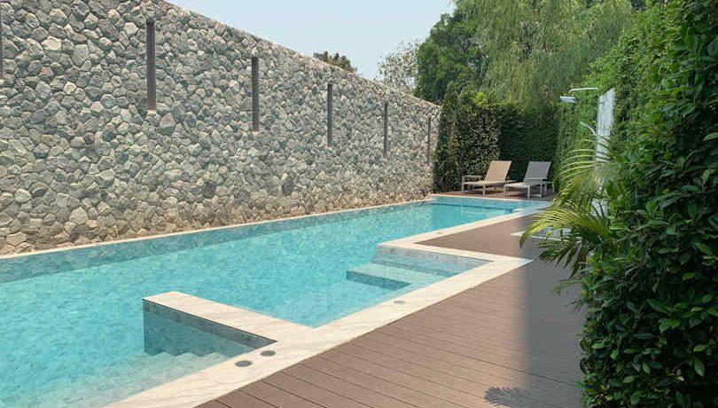 Hilltania luxury residence swimming pool