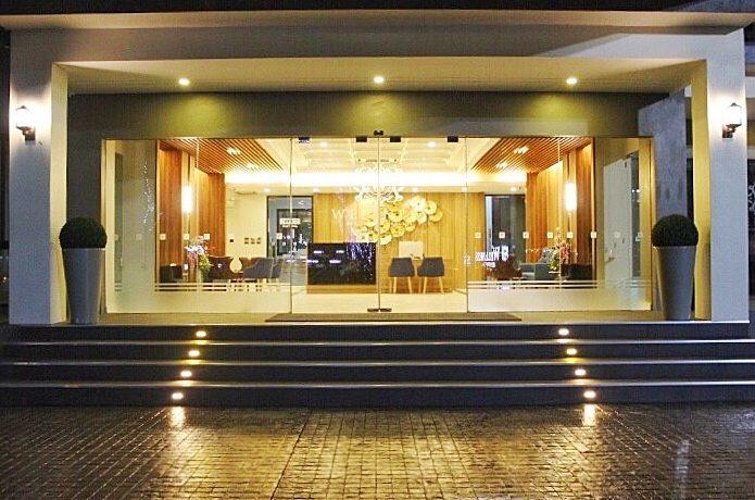 Wellness Residence Chiang Mai lobby