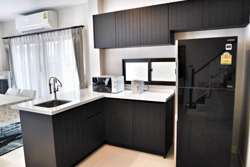 setthasiri-house for rent-furnished-kitchen