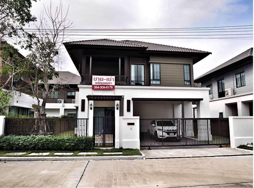 Modern 3 Bedroom House For Rent In Sansai, Chiang Mai