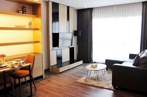 Wellness Residence One Bedroom Condo For Rent