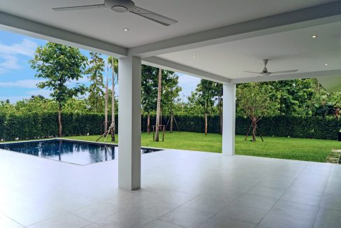 house for sale in Chiang Mai - exterior 3