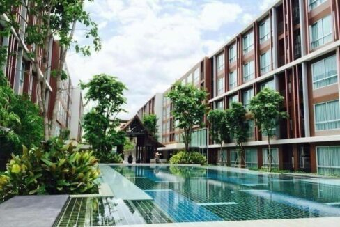 chiang mai apartment for sale at d vieng santitham