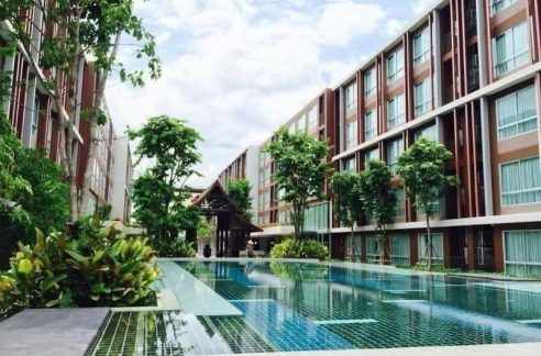 chiang mai apartment for sale at d vieng santitham