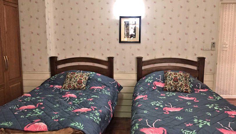 house for rent santitham bedroom-1-2
