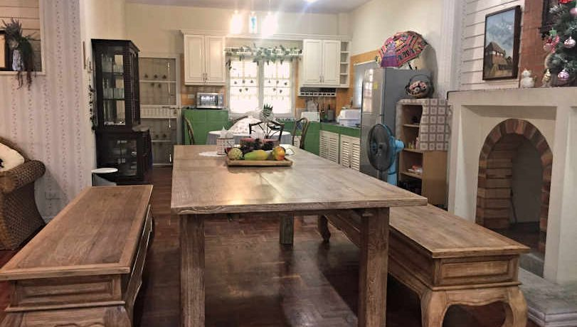 house for rent santitham dining area-2