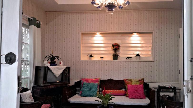house for rent santitham living room-2