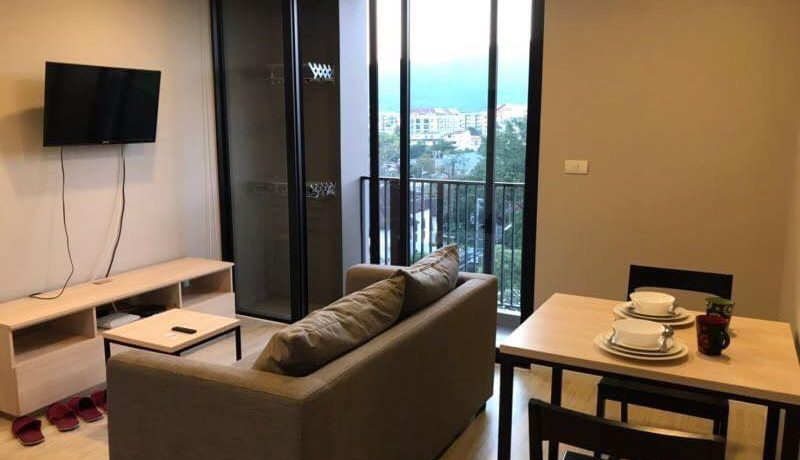 palm springs nimman condo for rent 5