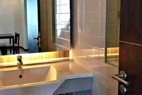 the next condo chiang mai for sale bathroom-1