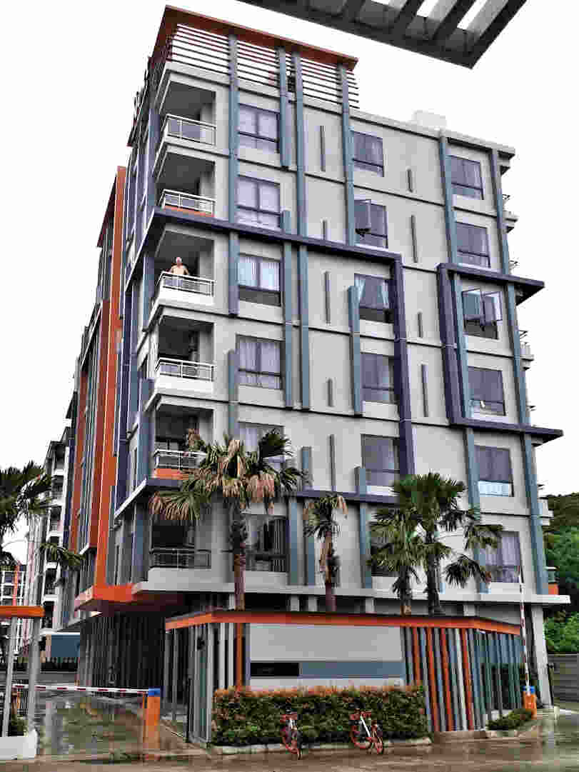 Three Bedroom Condo For Sale And Rent At The Next Condo One