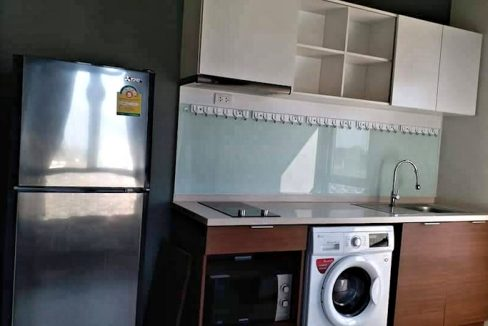 the next condo chiang mai for sale kitchen-1