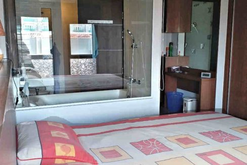 the next condo chiang mai for sale master bedroom