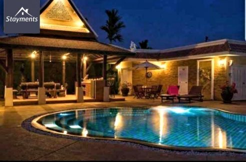 Luxury Pool Villa For Sale In Chiang Mai