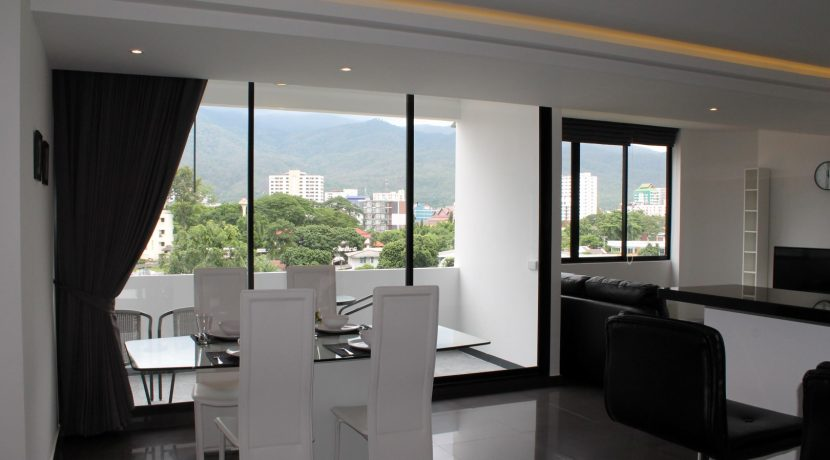apartment for sale and rent in chiang mai - dining area 3