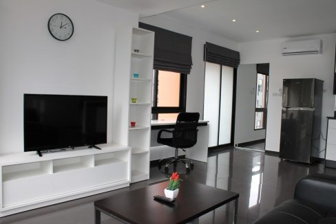 apartment for sale and rent in chiang mai - living area 2