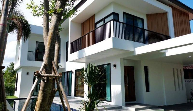 pool house for sale in hang dong-1