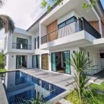 Brand New And Modern Four Bedroom Pool House For Sale