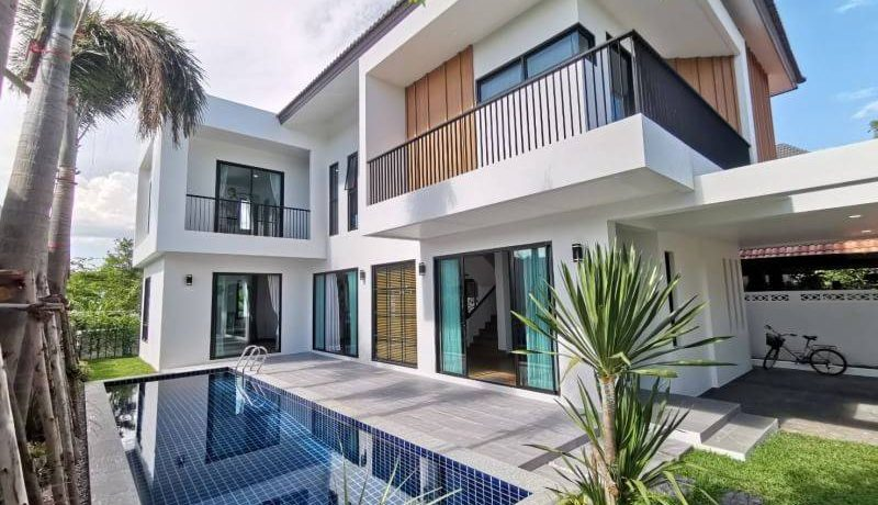 pool house for sale in hang dong-20